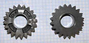 Countershaft 2nd gear image