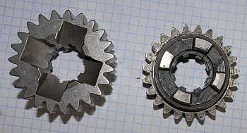 Countershaft 3rd gear image