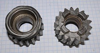 Countershaft low gear image