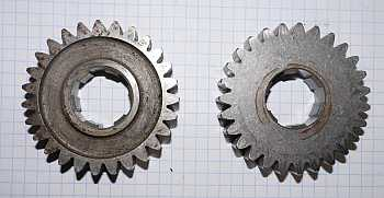 Mainshaft low gear
