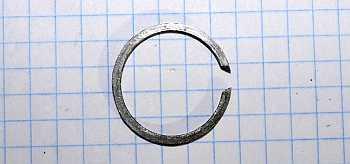 Mainshaft retainer ring image