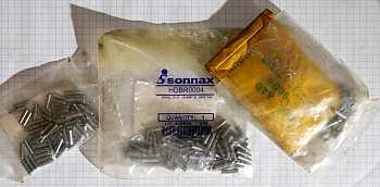 Mainshaft roller bearings