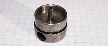 Countershaft oiler plug