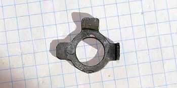 Shifter cam lock tab