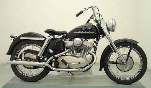 Barnett's black 1953 K-model