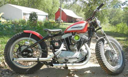 cholm152's 1964 Sportster XLCH hardtail