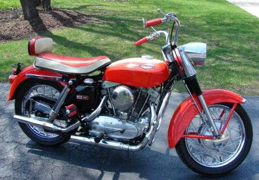 Ptk2's bright red '65