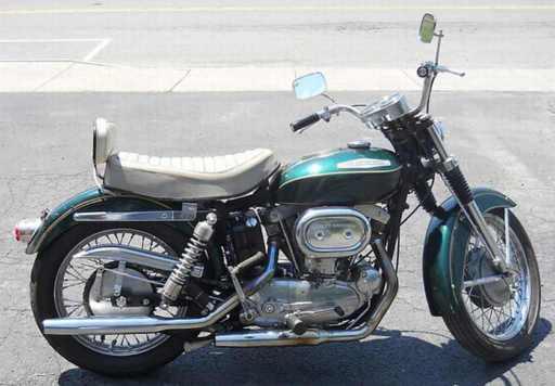 mcdyno's 1967 XLCH