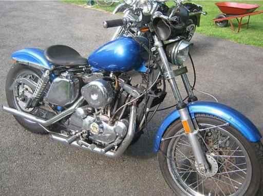littleace1's 1975 cool old Ironhead