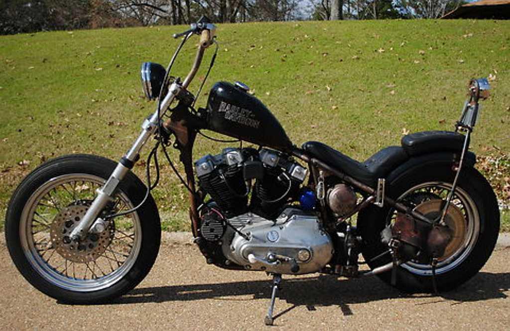Bayouboy09 S 1979 Sportster Chopper Sportster Sm 246 Rg