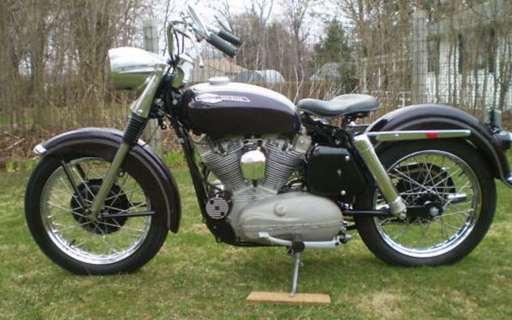 Sporty1973 S Sweet 1963 Sportster Sm 246 Rg